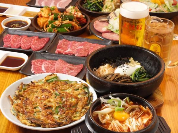 ホームページ限定!!激得コース『お好きなドリンク2杯+お料理全10品セット2500円』