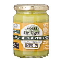 VOLEI Extra Virgin Olive Oil Spread ガーリック190g 1,836円