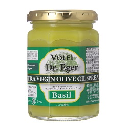VOLEI Extra Virgin Olive Oil Spread バジル190g 1,836円