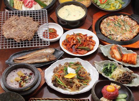 本場韓国の味をご堪能下さい!